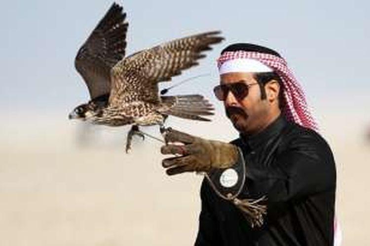 Konvoi seorang Pangeran Qatar diserang saat mereka berburu burung langka di Distrik Musakhel, Balochistan, Pakistan, Minggu (15/1/2016) malam. (Foto: Ilustrasi)