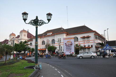 Wisata ke Titik Nol Kilometer Yogyakarta, Ada Kantor Pos Zaman Belanda