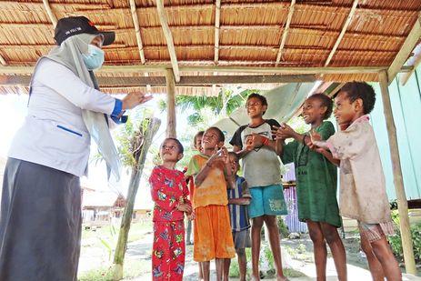 Dukung Pengembangan SDM, ANJ Jalankan Program PAUD dan TK di Papua Barat