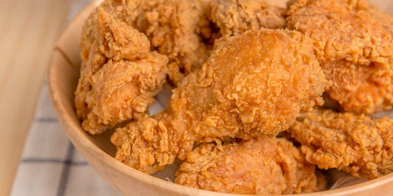 Sejarah Kelam Fried Chicken Tak Lepas Dari Praktik Perbudakan Di As Halaman All Kompas Com