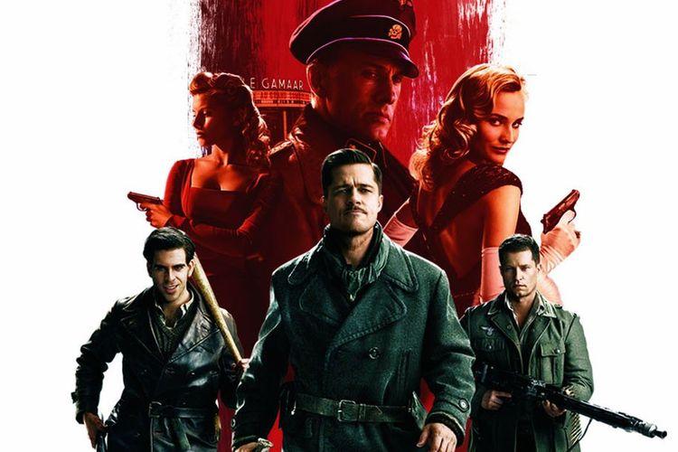 Poster film Inglourious Basterds