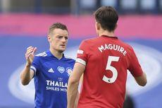 Saat Lawan Leicester City, Kapten Man United Sempat