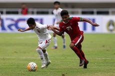 Babak Pertama Indonesia Vs Thailand, Saddil Ramdani Kena Kartu Merah