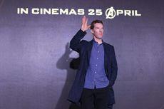 Benedict Cumberbatch Selamatkan Pengendara Sepeda dari Keroyokan Begal