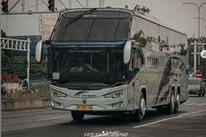 Trio Bus Baru PT Rapi, Pakai Sasis Tronton Semua