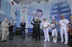 KRI Bima Suci Dapat Penghargaan Kapal yang Paling Dicintai di Sail Regatta 2018