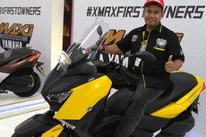 Cinta Yamaha XMAX dari Eropa Berlanjut ke Indonesia