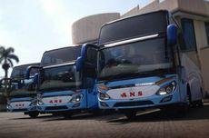 Bukan Cuma Mobil, Bus Juga Punya Fitur Retracable Mirror