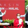 Dokter Sebut Jokowi Tak Ada Keluhan Usai Disuntik Vaksin Covid-19