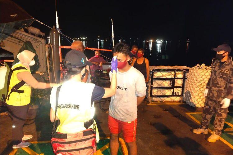 KKP Kembali Bekuk Kapal Maling Ikan Berbendera Filipina di Laut Sulawesi