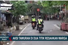 Polisi Buru Pelaku Tawuran di Johar Baru