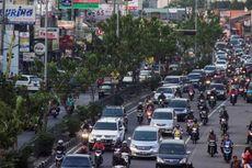 Jalan Raya Margonda Tak Aman bagi Pejalan Kaki