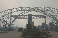 Sumsel Dikepung Karhutla, Gubernur Batalkan Kunjungan ke Luar Negeri, Minta Kepala Daerah Siaga