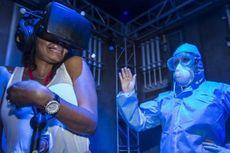 Saat Teknologi VR Dipakai di Wahana Rumah Hantu