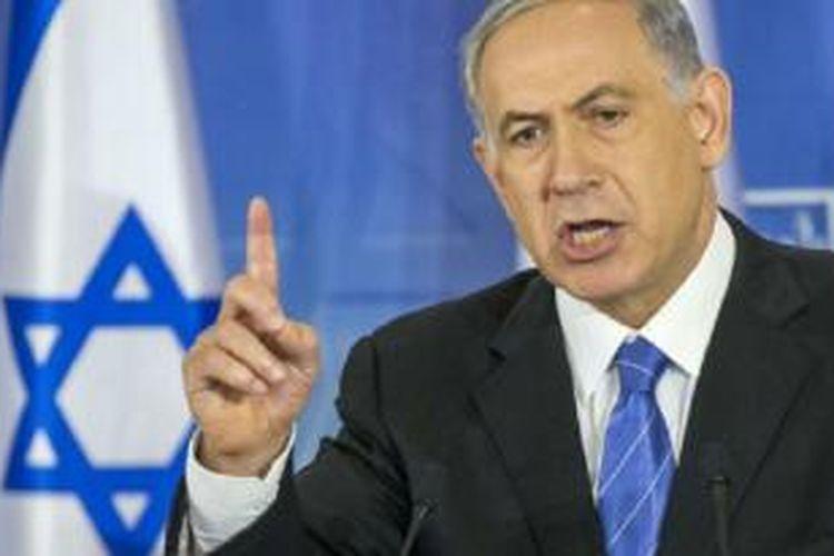 Benjamin Netanyahu mengatakan tak satu pun tuntutan Hamas dipenuhi.