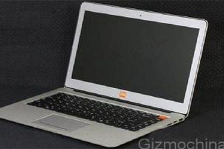 Bocoran foto laptop Xiaomi MI