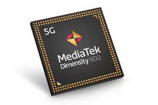Mediatek Dimensity 900 Meluncur, Chip 5G untuk Ponsel Menengah