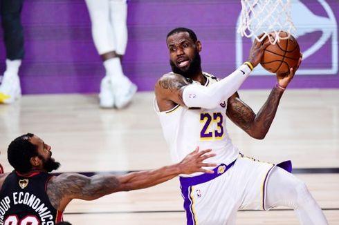 LA Lakers Beri Perpanjangan Kontrak, LeBron James Berpeluang Main Bareng Putranya di NBA 2023