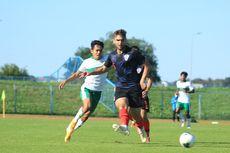Hasil Timnas U19 Indonesia Vs Kroasia, Garuda Muda Kalah 1-7