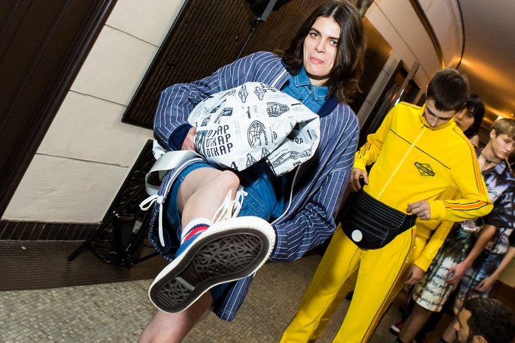 Sepatu model terbaru yang terinspirasi dari sepatu pertama Onitsuka Tiger