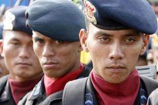 Jalur Mudik Jember- Banyuwangi Dijaga Brimob Bersenjata