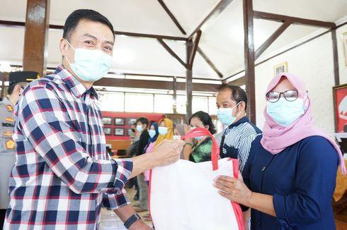 Sering Merecoki Pedagang Saat PPKM, Wali Kota Salatiga: Saya Minta Maaf 'Ngoprak-oprak' Menyuruh Pulang