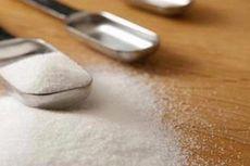 Konsumsi Gula Cukup 6 Sendok Teh per Hari
