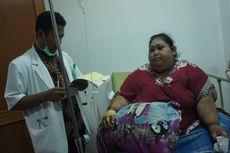 Sunarti, Wanita Asal Karawang Alami Obesitas dengan Berat Badan 148 Kg