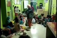Korban Keracunan Makanan di Kalsel Terus Bertambah, Terpaksa Dirawat di Aula Puskesmas