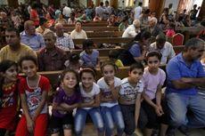 ISIS Kubur Hidup-hidup Sejumlah Warga Yazidi