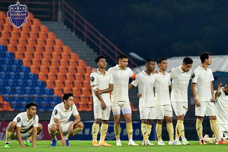 Buriram bertekad untuk melanjutkan penampilan bagus mereka sebelum Thai League 1 distop karena meningkatnya angka Covid-19.