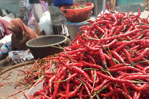 Sumut Surplus Cabai Merah hingga Minyak Goreng, Ajak Daerah Lain Barter