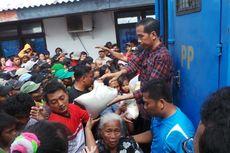 Banjir Surut, Bantuan Jokowi Baru Didistribusikan ke Kampung Pulo