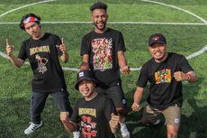 Ilustrator Grafis AC Milan dan AS Roma Ikut Berkarya untuk Sepak Bola Indonesia