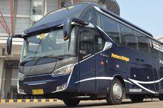Bus Mewah PO Putera Mulya, Jakarta-Malang Cuma Rp 350.000