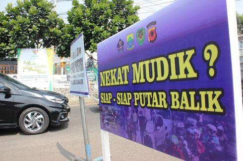 Jangan Nekat Mudik Lewat Jalur Selatan Jateng, Jalan Masuk Kebumen Disekat