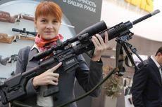 Dibebaskan AS, Wanita yang Dituduh Mata-mata Rusia Ini Sampai di Moskwa