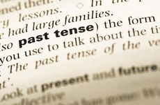 Past Tense dan Jenisnya
