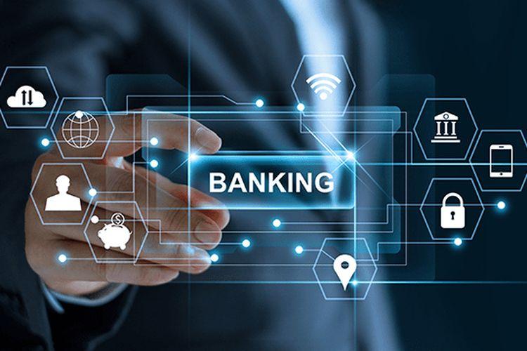ilustrasi Online Banking