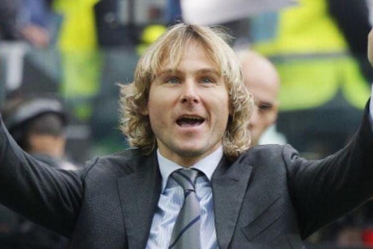 Wakil Presiden Juventus, Pavel Nedved.