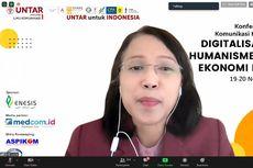 Untar: Komunikasi Digital Bisa Ancam Sisi Kemanusiaan