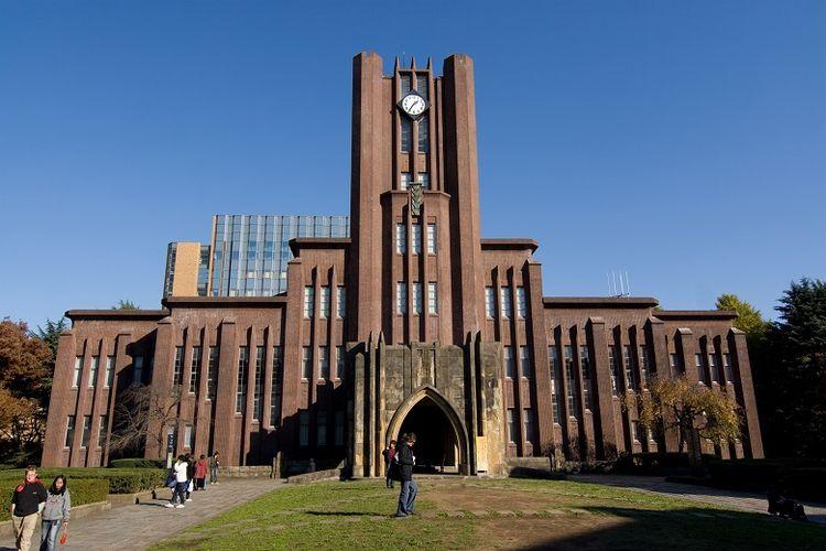 University of Tokyo.