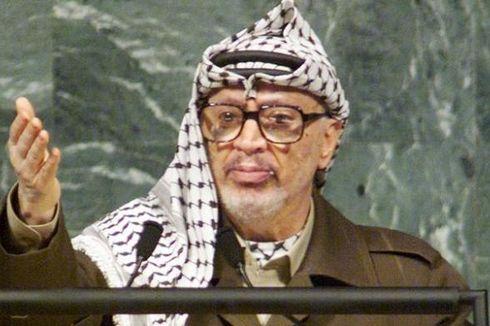 Israel Bantah Tuduhan Meracuni Yasser Arafat