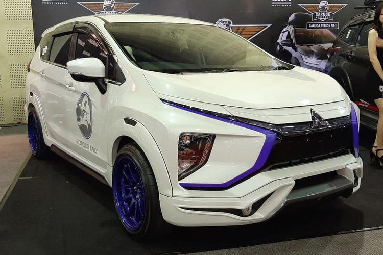 Pilihan produk aftermarket untuk Mitsubishi Xpander di IMX 2019.