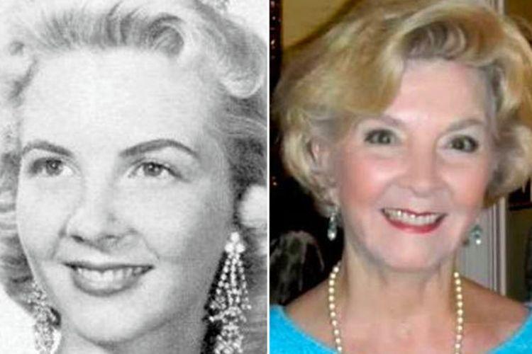 Barbara Guthrie Lay, Miss Virginia 1958, dinyatakan meninggal karena Covid-19 kemudian hidup kembali.