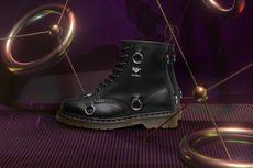 Raf Simons x Dr. Martens 1460, Sepatu Bot