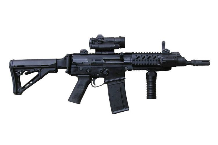 Senjata api SS2-V5 A1.