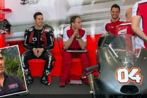 "Reaksi Negatif Honda soal Ducati Pindah Ke ""Open"""