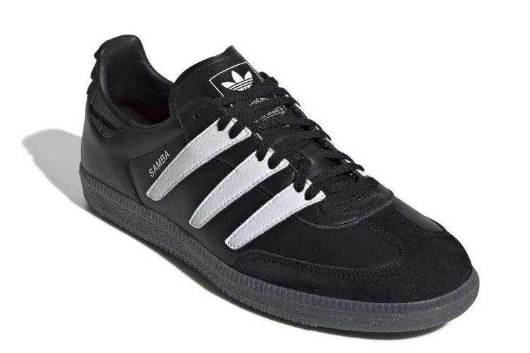 Adidas Samba Predator Black/White