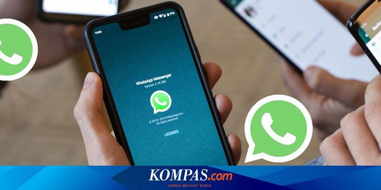 Cara Pakai Dark Mode di WhatsApp Web, Kirim Stiker